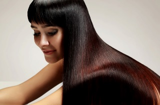 3d-окрашивание волос