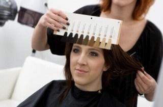 Технология 3d-окрашивания волос