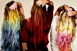 Преимущества 3d-окрашивания волос