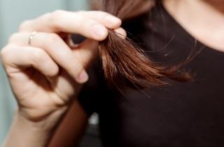 Результаты применения ампул для восстановления волос
