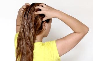 Применение ампул от выпадения волос