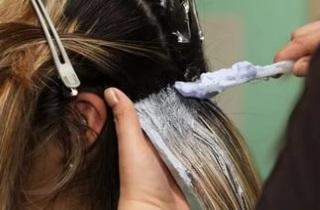 Как проводить балаяж на коротких волосах