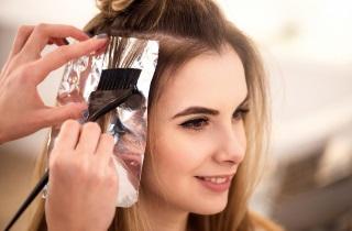 Как правильно выполняется балаяж на коротких волос
