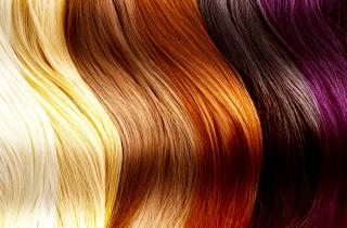 Варианты балаяжа на русые волосы