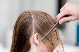 Как правильно проводить балаяж на светлые волосы