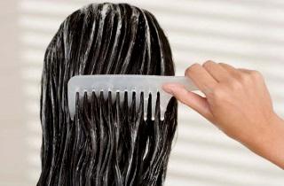 Эффективный бальзам для жирных волос