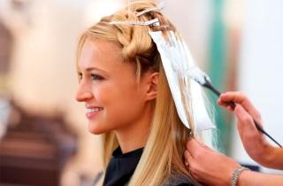 Безопасное окрашивание волос