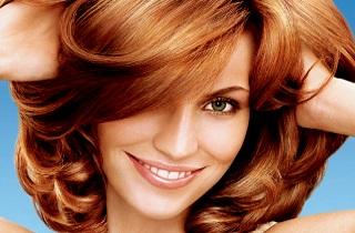 Эффективность окрашивания волос с помощью безвредных красок
