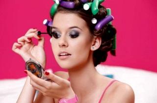Сколько нужно времени для укладки волос на бигуди-папильотки