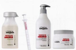 Правила применения ботокса для волос «Л'Ореаль»
