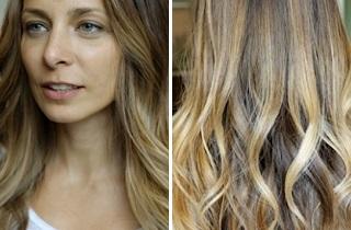 Как проводиться брондирование на светлые волосы