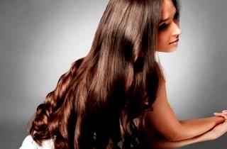 Техника брондирования на темные волосы