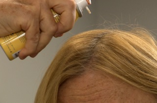 Виды пенок для волос