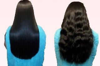 Как долго делают экранирование волос