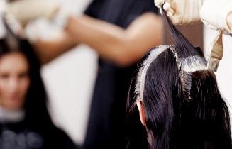 Как правильно перекрасить черные волосы
