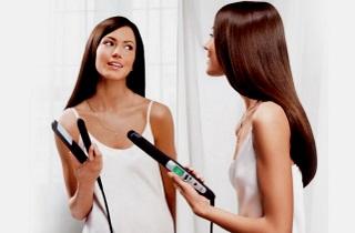 Учимся чистить утюжок для выпрямления волос от нагара и загрязнений