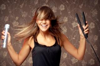 Зачем чистить утюжок для волос от загрязнений
