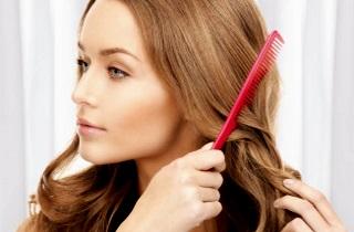 Как окрасить длинные волосы в домашних условиях