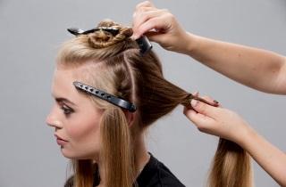 Как правильно окрасить длинные волосы дома