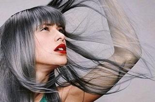 Способы тонирования волос в пепельный цвет