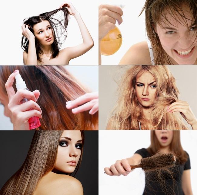 Кондиционер для волос в домашних условиях