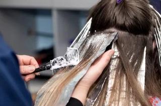Техники контуринга волос