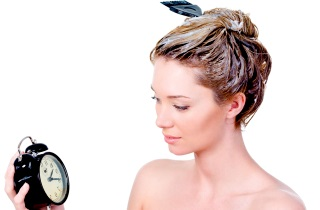 Как окрашивать грязные волосы