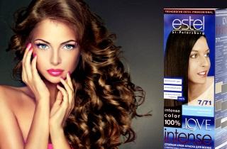 В чем особенность краски для волос «Эстель»
