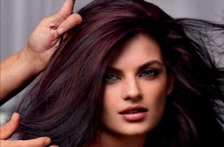 Краска для волос – оттенок шоколад