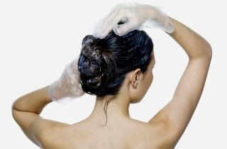 Домашние маски для соженных волос