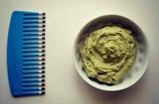 Рецепты масок для волос из авокадо