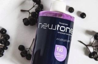 Маска для волос Newtone