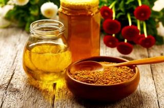 Маска для волос с горчицей и медом