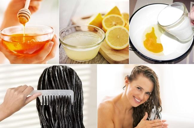 Рецепты масок для волос с кефиром и медом