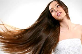 При выпадении волос