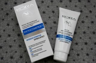 Как применять маску с гиалуроновой кислотой «Кора»
