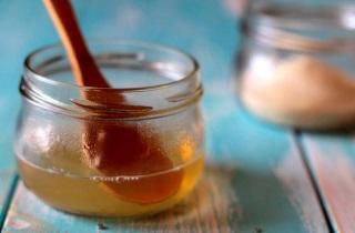 Рецепты масок для волос на основе меда и желатина