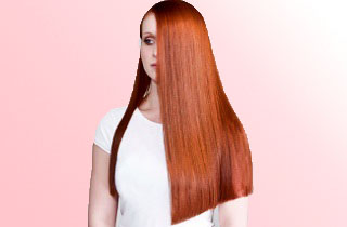 Как выпрямлять волосы с помощью масок