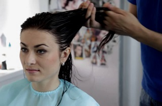 Профессиональное масло для увлажнения волос