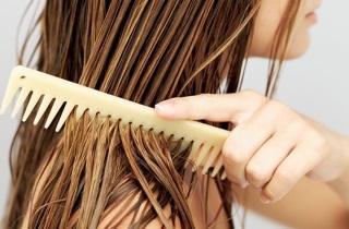 Мятное масло для волос