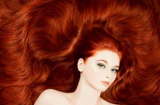 Особенности краски для волос с медными оттенками