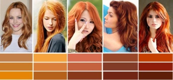 Как правильно окрасить волосы в медный оттенок