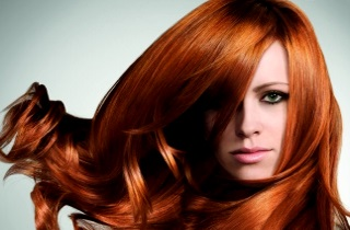 Самые эффективные краски для окрашивания волос в медный цвет