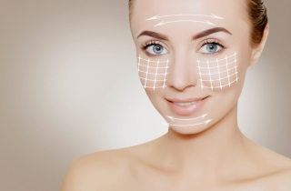 Как применяются мезонити для подтяжки лица
