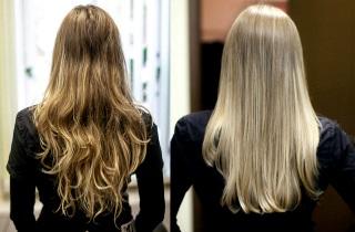 Можно ли красить волосы после ламинирования
