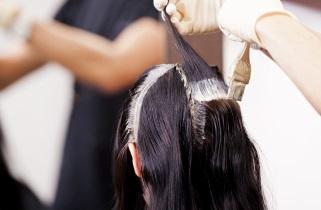 Покраска волос после ламинирования