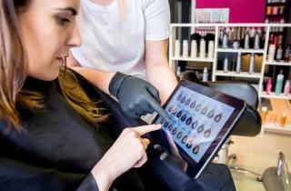Как правильно окрашивать волосы до или после ламинирования