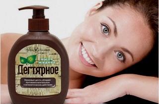 Можно ли мыть голову дегтярным мылом постоянно