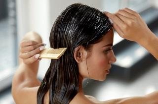 Несмываемая маска для волос