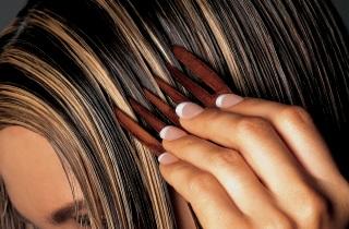Особенности окрашивания волос у брюнеток